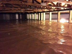 Crawl space encapsulation & repair system in Grand Rapids