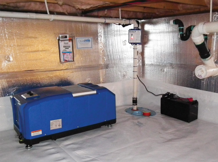 Selecting A Crawl Space Dehumidifier For Your Grand Rapids