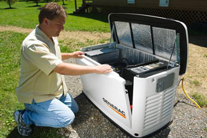 Home Generators Contractor in Grand Rapids Backup Standby