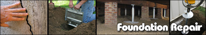Foundation Repair Kalamazoo, Grand Rapids, Lansing & Battle Creek, Michigan