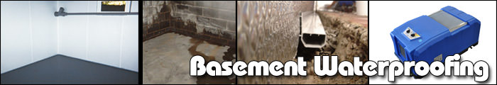 Basement Waterproofing Kalamazoo, Lansing & Grand Rapids, Michigan