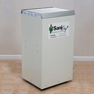 for most basements our sanidry xp basement air system is the ideal
