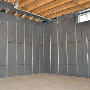 Basement Wall Products In Lansing Grand Rapids Kalamazoo - Basement to beautiful