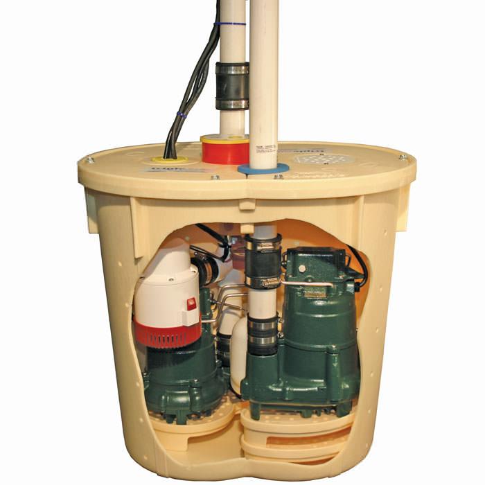 Sump Pump Systems In Grand Rapids, Lansing, Kalamazoo, MI