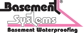 basement systems basement waterproofing logo