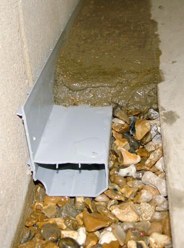 french drain installation lansing grand rapids kalamazoo