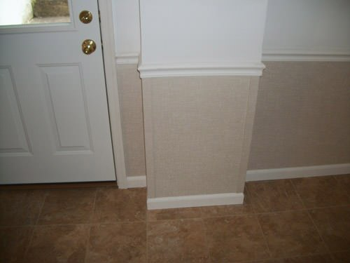 Everlast Finished Basement wall restoration system